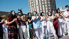 Los nuevos contagios provienen en su mayoría de sanitarios o residencias de mayores