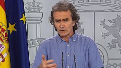 Especial informativo - Coronavirus. Comparecencia de Fernando Simón - 21/05/20