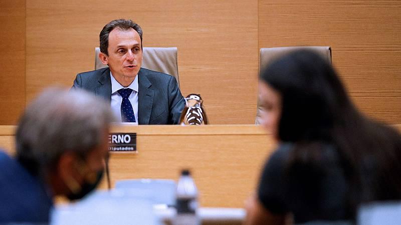 Rifirrafe entre el diputado popular, el diputado de Podemos y Pedro Duque en la comisión de Ciencia