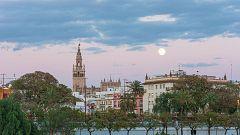 Altas temperaturas en los valles del Ebro, Tajo, Guadiana y Guadalquivir