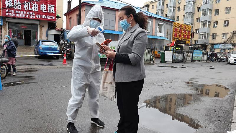 El nuevo brote de coronavirus en el noreste de China muestra características distintas al de Wuhan