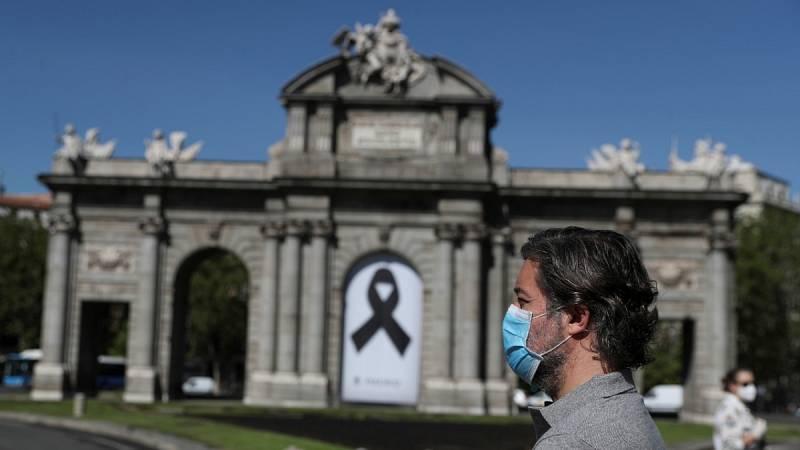 La Comunidad de Madrid pasará a la Fase 1 de la desescalada el lunes 25 de mayo, como solicitó al Ministerio de Sanidad, según ha podido saber TVE.