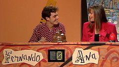 Juego de niños - Pepe Navarro y Ana Obregón