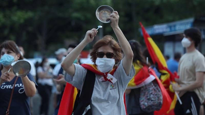 """Montero: """"La convocatoria de manifestaciones demuestra que estamos en un estado de derecho"""""""