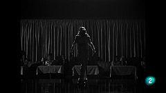 Momentos de cine: Roma Calderón emula a Rita Hayworth interpretando 'Amado mío'