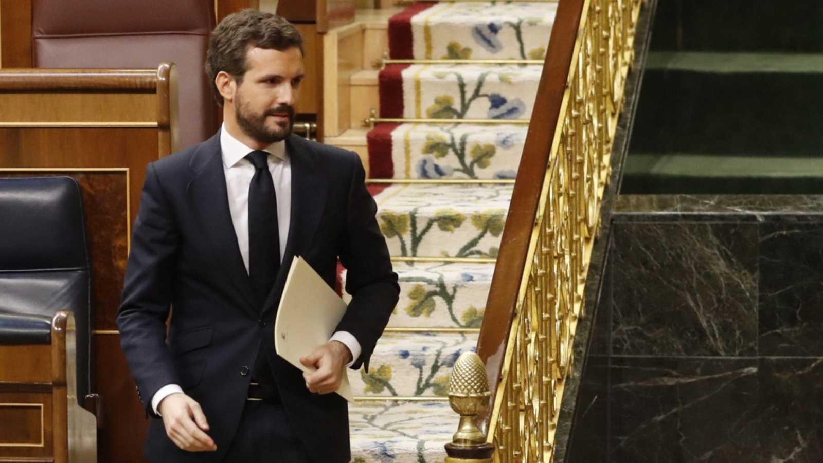 El PP pide a Sánchez que explique en el Congreso su pacto con Bildu para derogar la reforma laboral