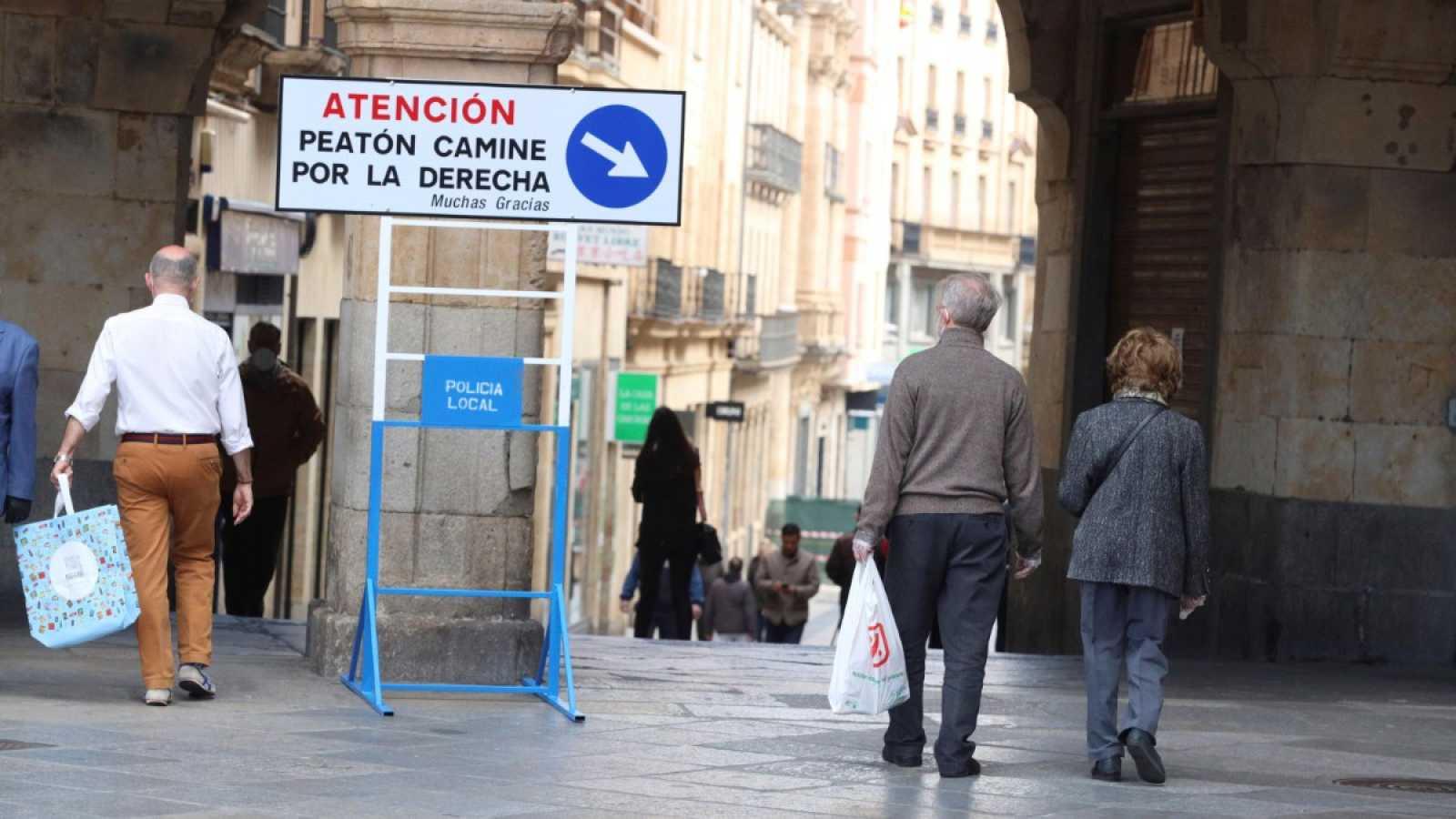 Sin límites para pasear y bares y terrazas abiertos: alivio del confinamiento en los municipios de hasta 10.000 habitantes