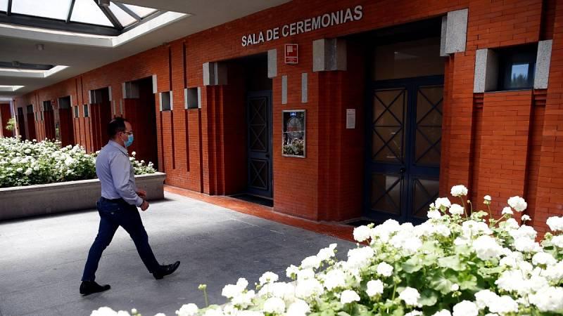 El gobierno declarará a partir del martes el luto nacional durante diez días por las víctimas del coronavirus