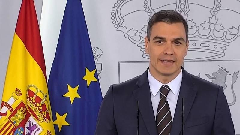 """Sánchez: """"Tengo la mejor de las opiniones de este gobierno de coalición"""""""