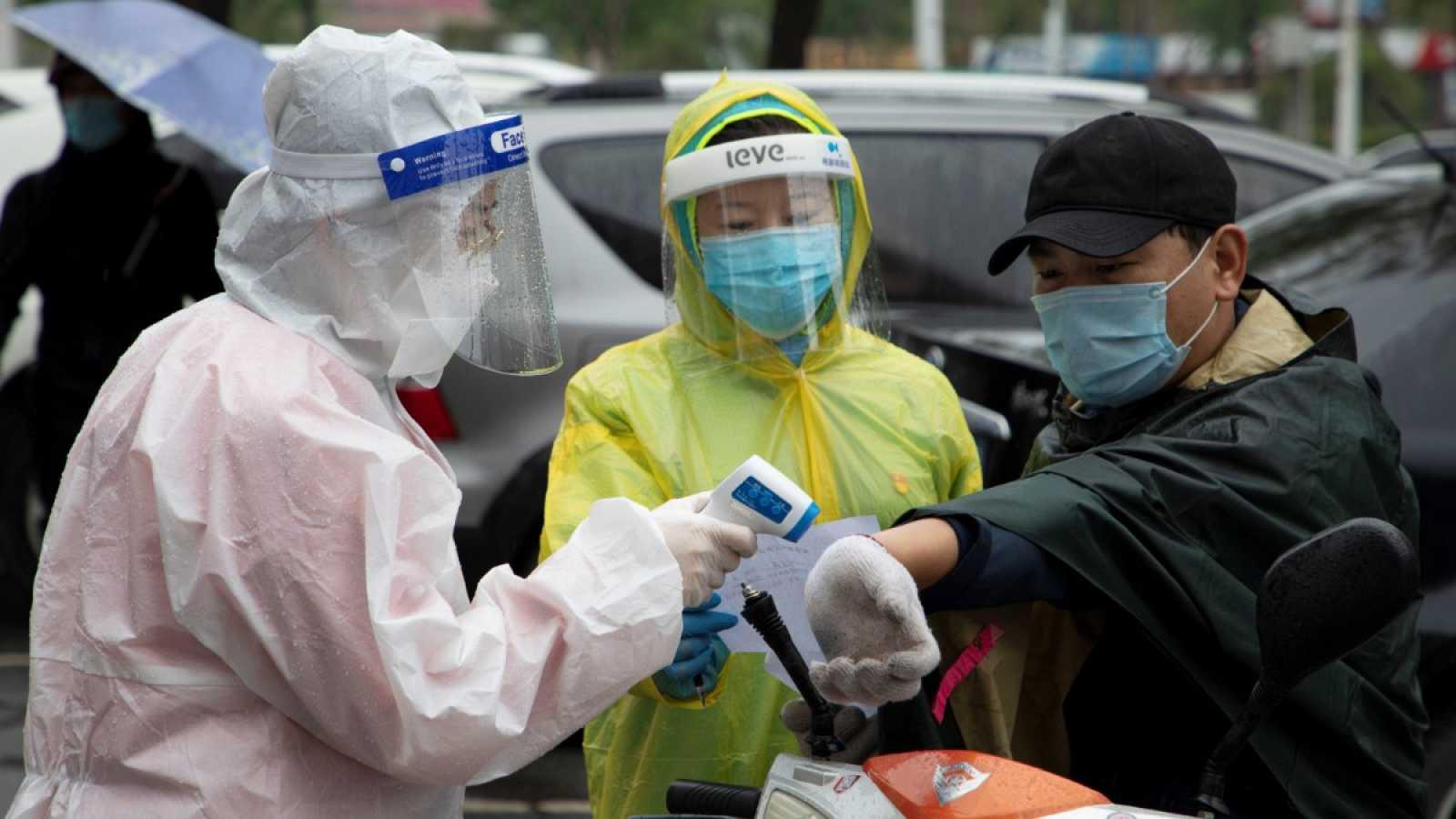China no detecta nuevos casos de coronavirus por primera vez desde que comenzó la pandemia