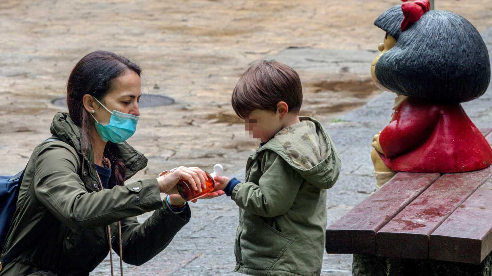Cómo afecta la crisis del coronavirus en las ideas de los niños y en sus vocaciones