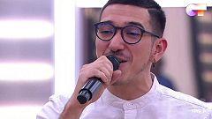"""OT 2020 - Bruno canta """"Fugitivos"""" en el primer pase de micros de la Gala 11 de Operación Triunfo"""