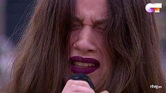 """OT 2020 - Eva canta """"Nothing Else Matters"""" en el primer pase de micros de la Gala 11 de Operación Triunfo"""