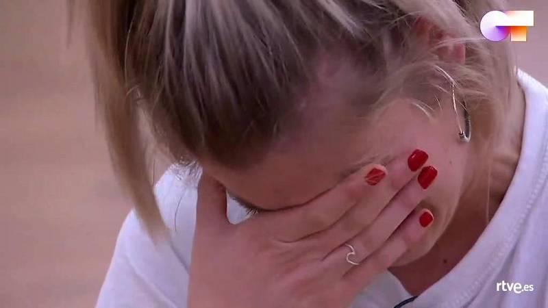 """Samantha canta """"Freed From Desire"""", de Gala, en el primer pase de micros de la Gala 11 de Operación Triunfo 2020"""
