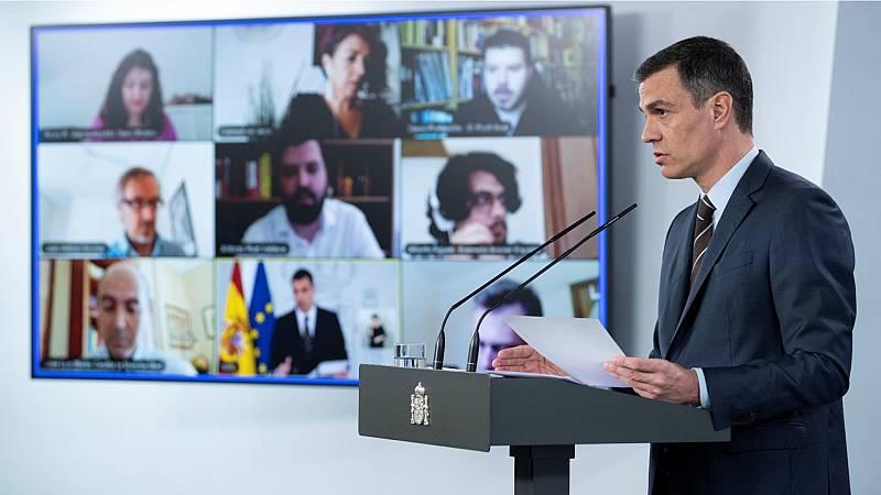 Telediario - 21 horas - 23/05/20 - RTVE.es