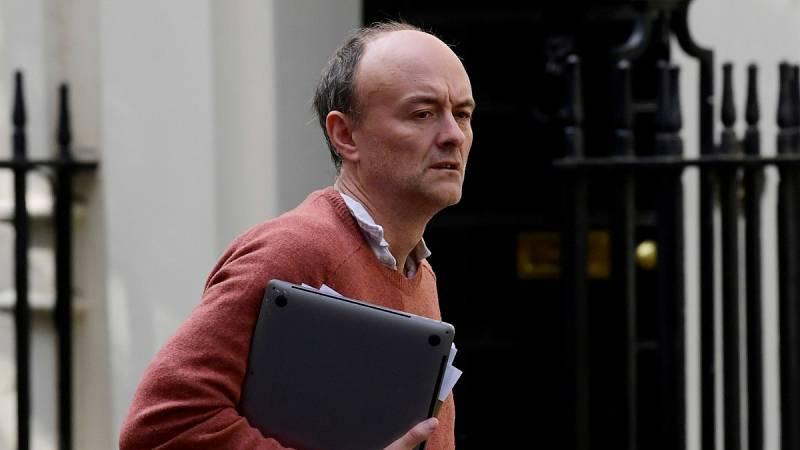 El asesor de Boris Johnson, Dominic Cummings, en el punto de mira por saltarse el confinamiento