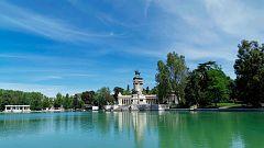 Los 19 grandes parques de Madrid abren este lunes sus puertas coincidiendo con la entrada en Fase 1