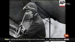 Amy Johnson, pionera de la aviación