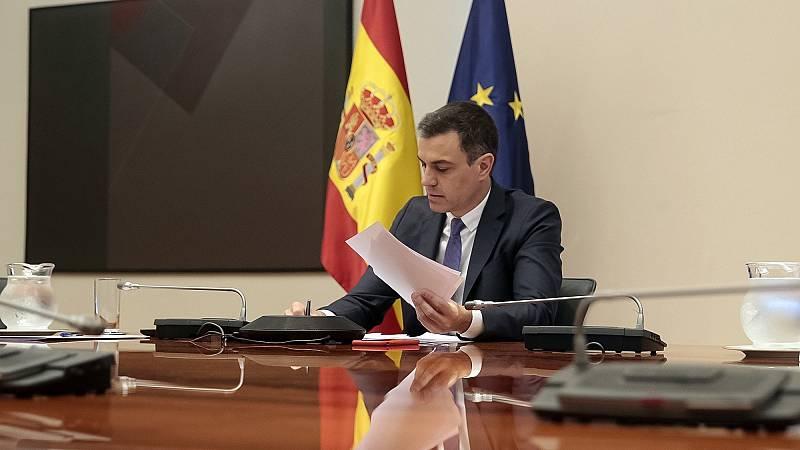 Sánchez anuncia que algunas comundidades podrán salir del estado de alarma en los próximos días