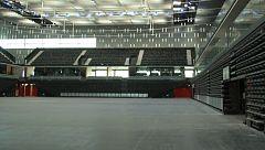 El Navarra Arena de Navarra, primer autocine cubierto de España