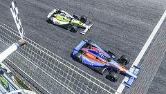 Fernando Alonso gana las 500 millas de Indianápolis virtuales