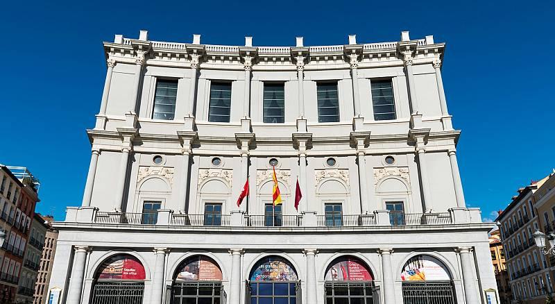 Los primeros trabajadores del Teatro Real se incorporan este lunes al entrar Madrid en la Fase 1 de la desescalada