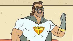 'Capitán Cuarentena', el superhéroe que salva al mundo quedándose en casa