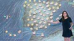 Vuelven las tormentas al centro peninsular, donde baja la temperatura