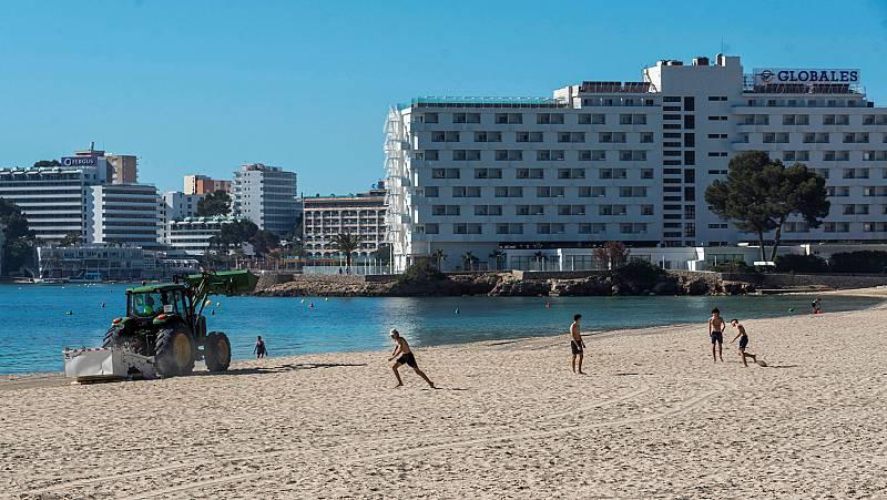 Baleares pide ayudas para los turistas españoles y que se levante la cuarentena para los extranjeros