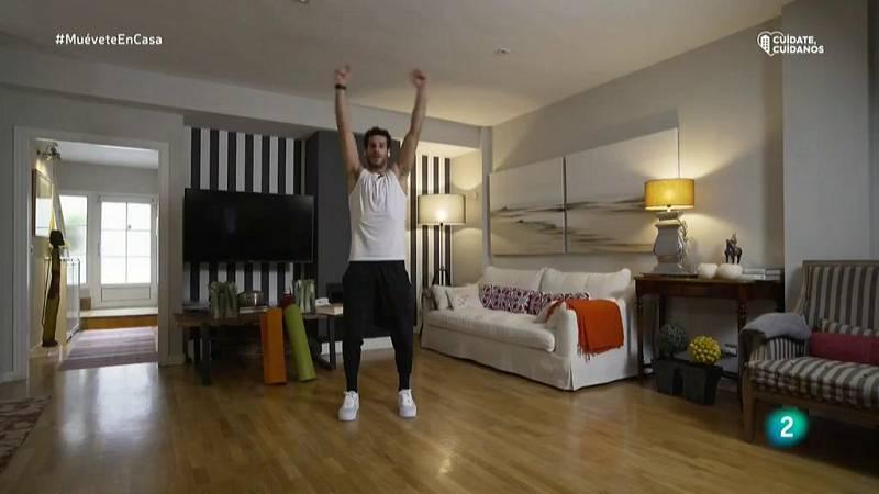 Muévete en casa - ¡Bailamos 3! Coreografia más intensa