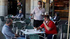Madrid, Barcelona y Castilla y León pueden abrir sus terrazas a partir de hoy