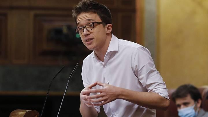 """Errejón pide al Gobierno que se deje del """"regate corto"""" y pacte con sus socios de investidura"""
