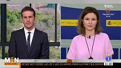 María José Rallo: ''En los aeropuertos se tomarán medidas de prevención''