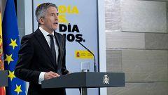 "Marlaska cesa al jefe de la Guardia Civil en Madrid por ""falta de confianza"""