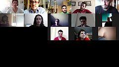 Masterclass Aula OCRTVE Mario Torrijo 25 mayo