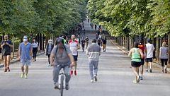 Adiós a la Fase 0: parques y transportes públicos comienzan a devolver el pulso a las ciudades
