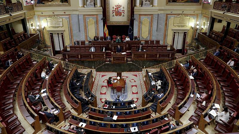 'Nueva normalidad' en la política: así es el plan de desescalada del Congreso