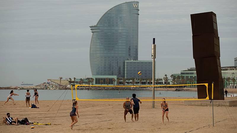 Francia desaconseja viajar a España en verano por la cuarentena del coronavirus