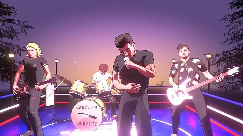 """""""El parque de las balas"""", el nuevo single de Carolina Durante"""