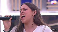 """OT 2020 - Eva canta """"Nothing Else Matters"""" en el segundo pase de micros de la Gala 11 de Operación Triunfo"""