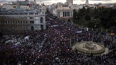"""Simón asegura que la manifestación del 8M tuvo un efecto """"marginal"""" en el desarollo de la epidemia"""