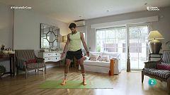 Muévete en casa - Calentamiento analítico centrado en el abdomen