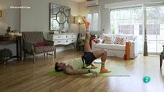 Muévete en casa - Trabajo de glúteos e isquios