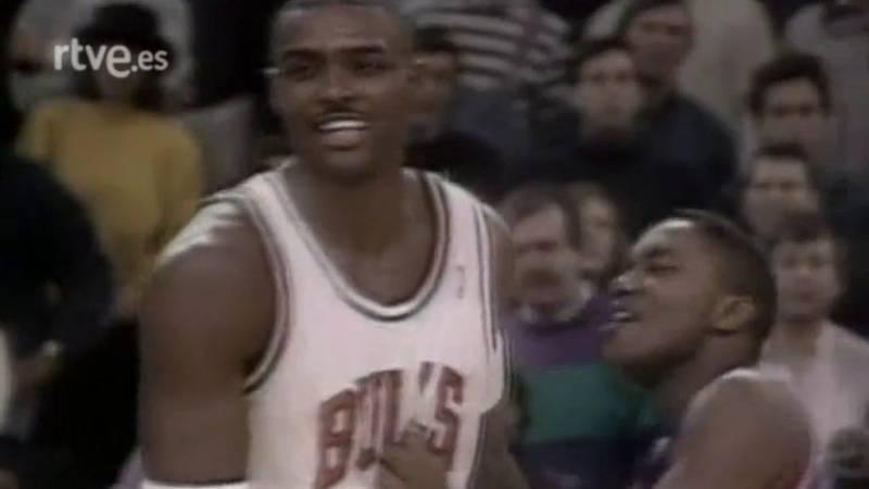 Crónica sobre Michael Jordan y la temporada 1990-1991 de la NBA