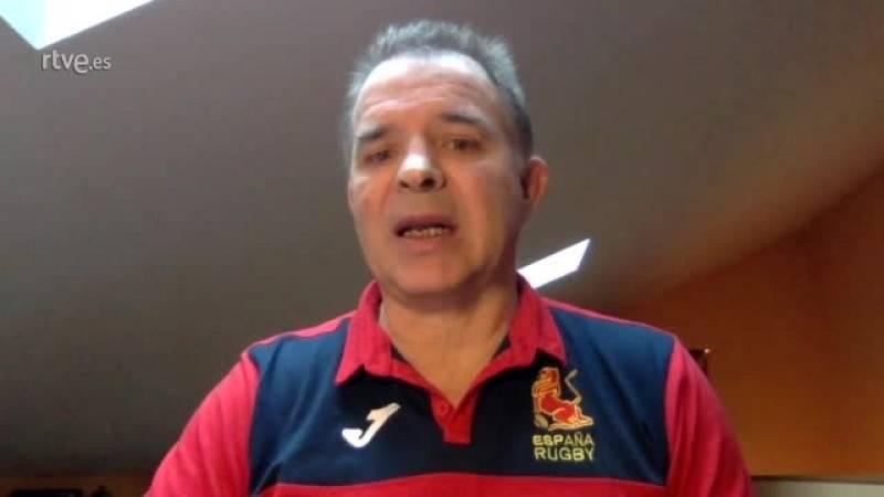 Santiago Santos explica la elegibilidad de John Wessel Bell