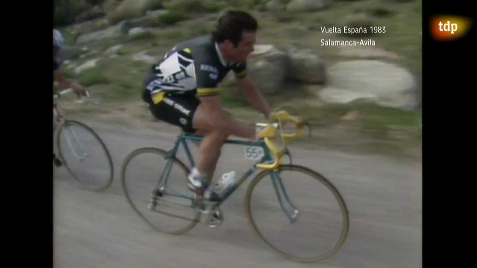 Ciclismo - Vuelta a España 1983 - 17ª etapa: Salamanca-Ávila - Ver ahora