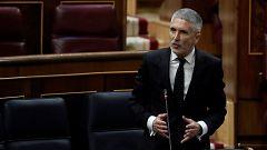 Marlaska anuncia que la equiparación salarial de Policías y Guardias Civil supondrá 247 millones de euros