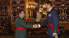 Pablo Salas Moreno propuesto como nuevo director operativo de la Guardia Civil