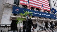 La Bolsa de Nueva York retoma su actividad tras dos meses cerradas por el coronavirus
