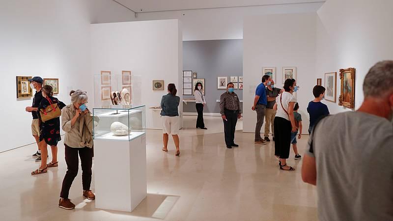 Los museos de Málaga reabren con nuevas medidas de seguridad por el coronavirus